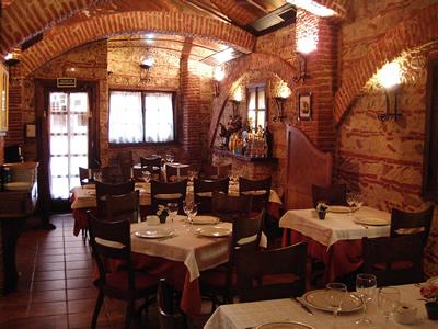 Restaurantes en madrid buscaprof madrid - Decoracion para bodegas ...